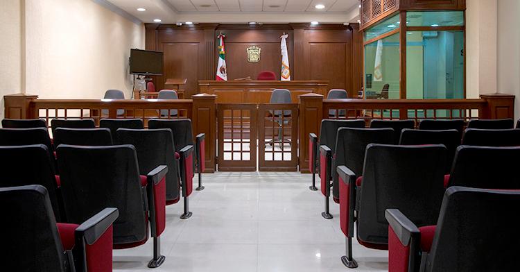 Sala de Juicios Orales de los Abogados